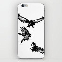 Crow Parliament iPhone Skin