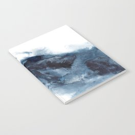 Indigo Depths No. 1 Notebook