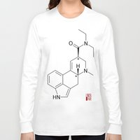 lsd Long Sleeve T-shirts featuring LSD by unknown