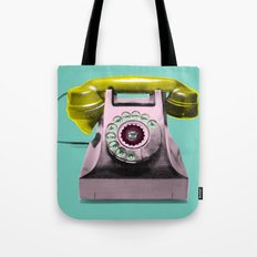 Call Marylin Tote Bag