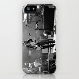 Drew Shirley - Switchfoot iPhone Case