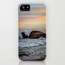 Sri Lankan Sunset iPhone Case