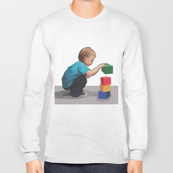 Just playing Long Sleeve T-shirt
