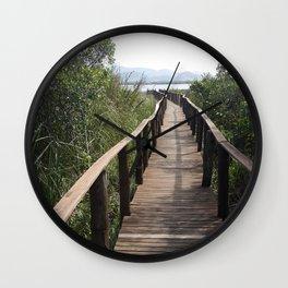 Puente Wall Clock