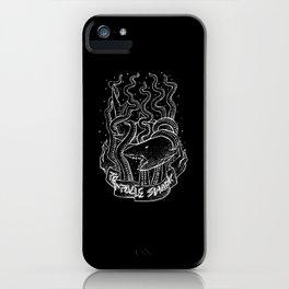 Tentacle shark iPhone Case