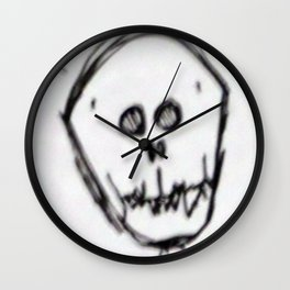 this is Robot 12 Wall Clock