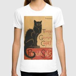 Le Grumpy Cat T-shirt
