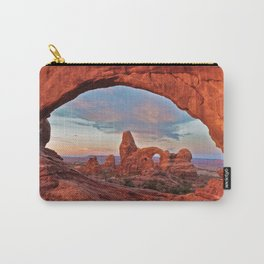 Arches National Park - Turret Arch Carry-All Pouch