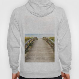 Path to the Beach (Color) Hoody