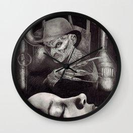 Man of my Dreams Wall Clock