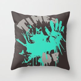 Slasher Movie Small Design Throw Pillow