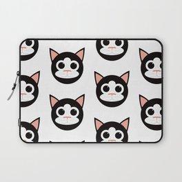 Black & White Cats Laptop Sleeve