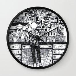 Room Wall Clock