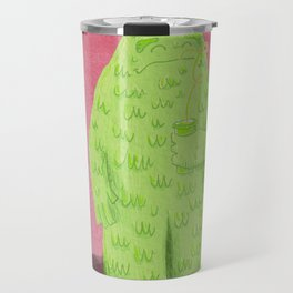 Green Monster Smoothie Time Travel Mug