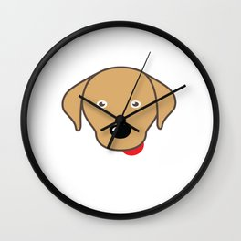 Lela Wall Clock