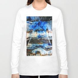 Blue Note Fire Long Sleeve T-shirt