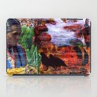 southwest iPad Cases featuring Southwest by ArtbyJudi