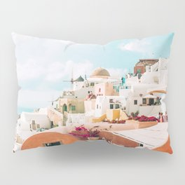 Santorini Glance Pillow Sham