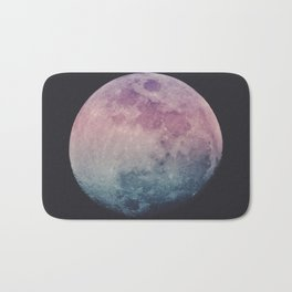 Pastel Moon Bath Mat