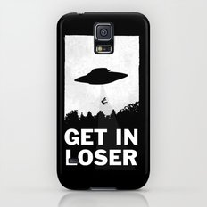 Get In Loser Galaxy S5 Slim Case