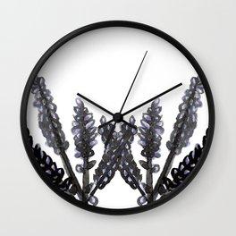 Lavender - Katrina Niswander Wall Clock