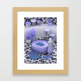 Domestic Still Life Framed Art Print