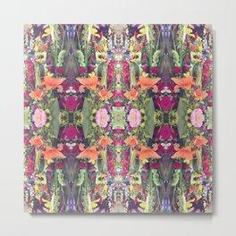 Colors of Tijuana Metal Print