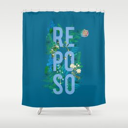 Reposo Shower Curtain