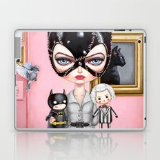 Catwoman - Playtime For Kitty Laptop & iPad Skin