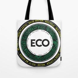 Eco-Logo Tote Bag