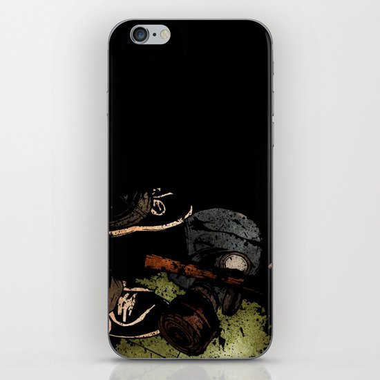 The Weapons Of War iPhone & iPod Skin