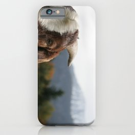 Look who's complaining, funny goat photo iPhone Case