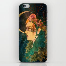 Morrigan: The Phantom Queen iPhone Skin