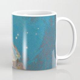 "Edwin Blashfield ""Spring Scattering Stars"" Coffee Mug"