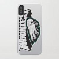 nfl iPhone & iPod Cases featuring Philadelphia Wookies - NFL by Steven Klock
