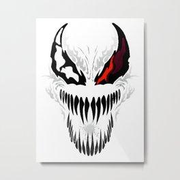 Symbiotic Metal Print
