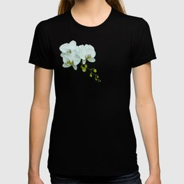 Orchids on the Green T-shirt