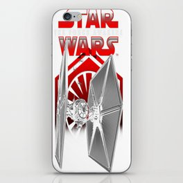 Black Squadron Unleashed iPhone Skin