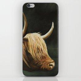 Heelan' Coo iPhone Skin