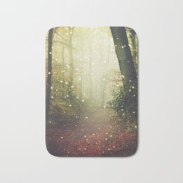 Forest of Miracles and Wonder Bath Mat