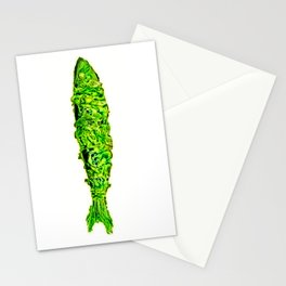 Lisbon Sardine Stationery Cards