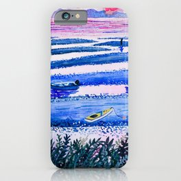 The Magic of Low Tide iPhone Case