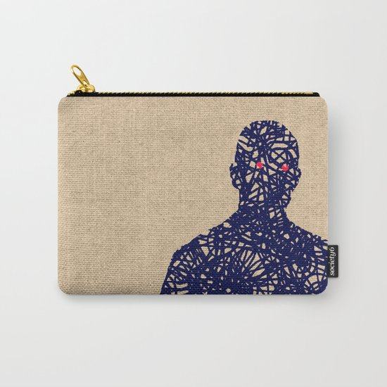 - closer to the sea - Carry-All Pouch