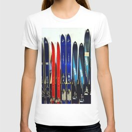 Vintage Ski Collection T-shirt