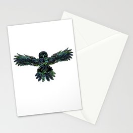 Morepork Stationery Cards
