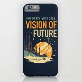 Vision of Future iPhone Case