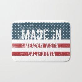 Made in Meadow Vista, California Bath Mat