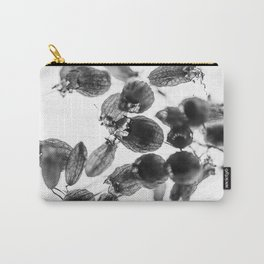 Octopus Flowers Carry-All Pouch