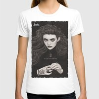 lorde T-shirts featuring The Fire's Found A Home In Me by Helen Green