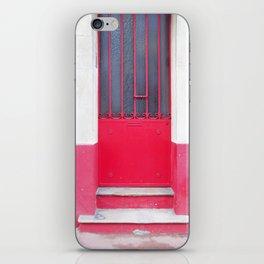 Rouge iPhone Skin